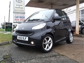 SMART FORTWO 0.8 CDi PULSE SOFTOUCH 2 DR, AUTOMATIC, A/C, diesel